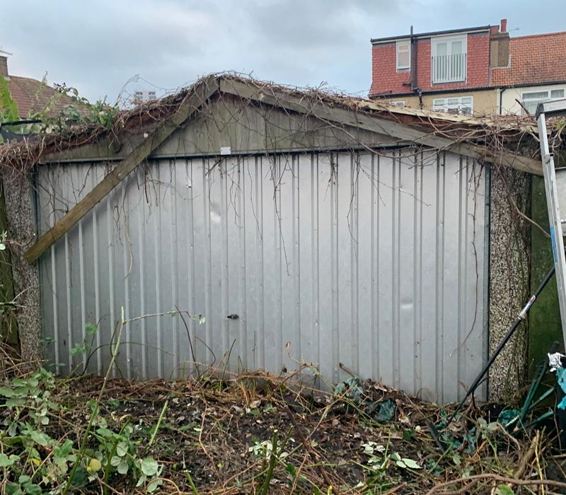 Garage Removal