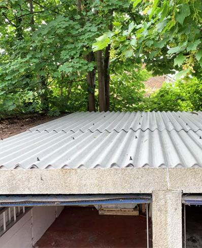 Asbestos Roof Renewal