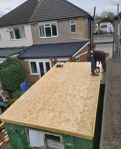 Timber Shed Removal