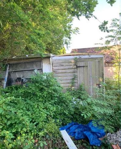 asbestos removal in Sutton